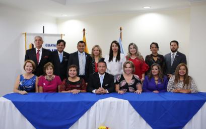 Nueva directiva de Acbir-Guayas prometió trabajar en plan estratégico que impulse al gremio