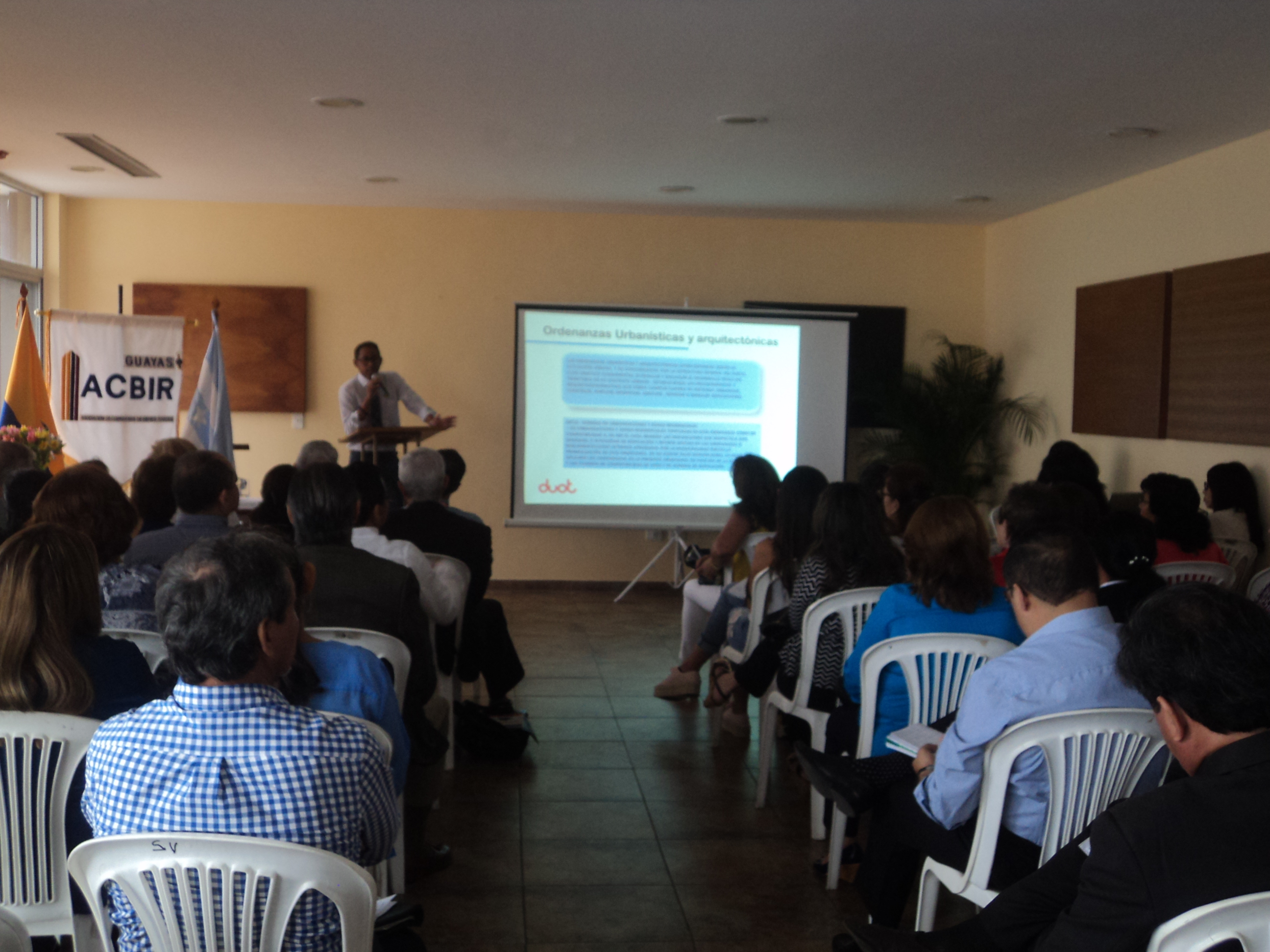 Conferencia de gestión de tramites municipales