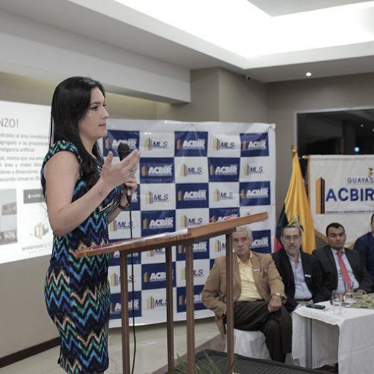 Celebración de los 42 años Institucionales de Acbir Guayas