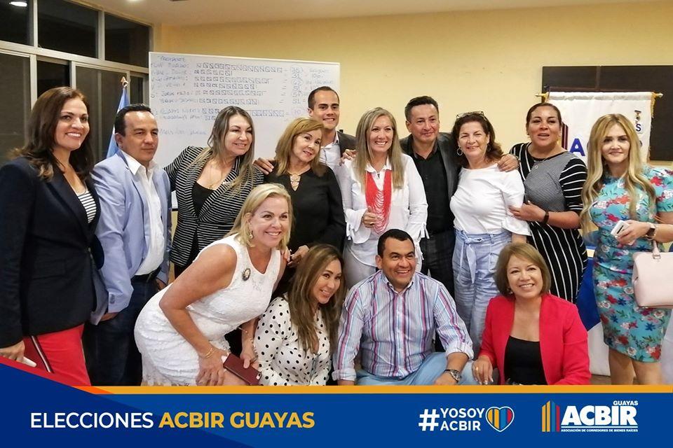 ELECCIONES 2020 ACBIR GUAYAS