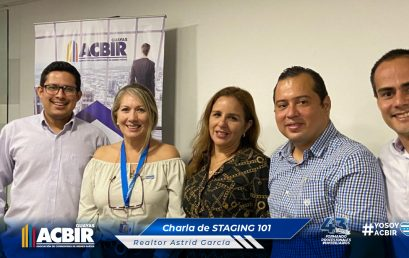 CHARLA DE STAGING 101