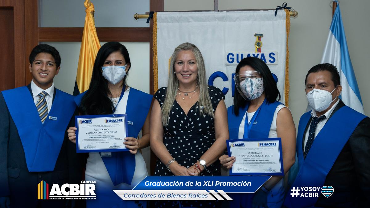 Graduación | Promoción XLI